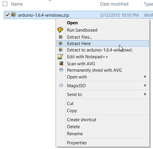 Cài đặt driver và Arduino IDE 4