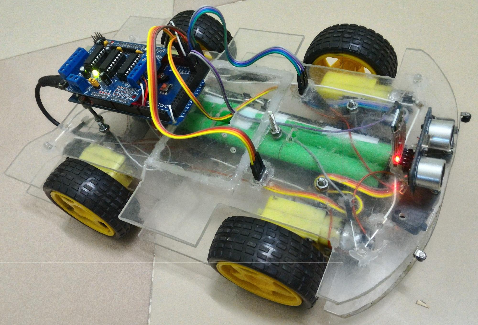 Lắp Shiel L289D và cắm dây