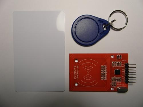 Программатор для rfid ключей своими руками 597